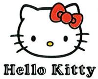 Hello kitty papeterie facile - Dessiner hello kitty ...