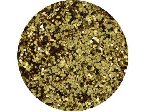Paillettes en pot 60 g. - Or