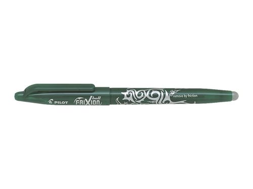 Stylo roller à encre gel FRIXION BALL -  Vert