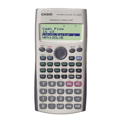 "Calculatrice scientifique ""FC 100V"""