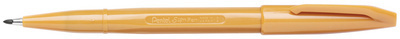 Stylo feutre Sign Pen S 520, ocre