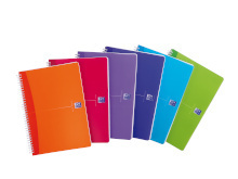 "Cahier ""Office Book""  21x29.7 - 180 pages - 5x5"