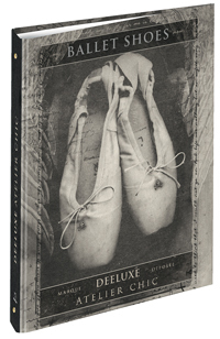 "Classeur rigide ""Deeluxe 74"" - Ballet shoes"