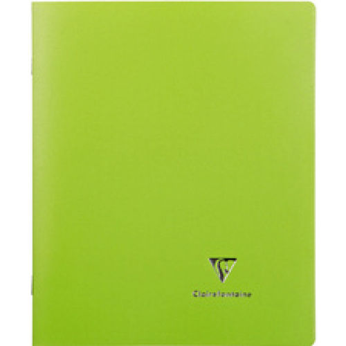 "Cahier ""Koverbook"" - Polypro - 24x32 - 96 pages - Séyès - Vert"