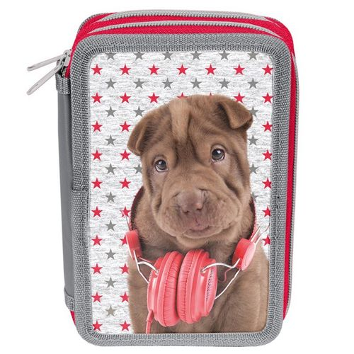 "Trousse rectangulaire compartimentée ""Studio Pets"" - Billy"