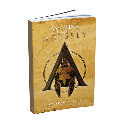 "Agenda scolaire ""Assassin's creed"" Odyssey - 2019/2020"