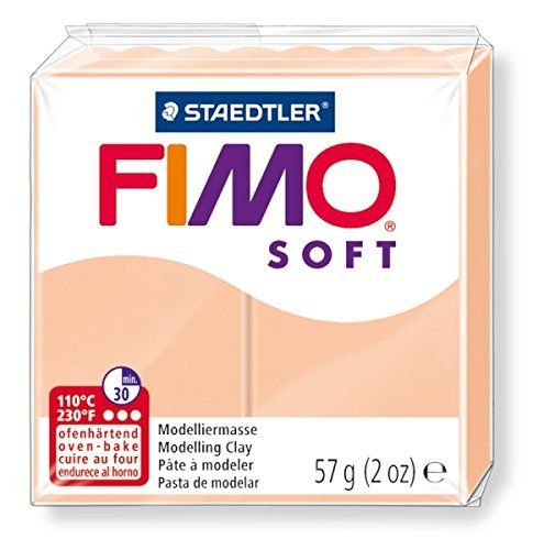 "Pâte à modeler ""Fimo Soft"" - Chair"