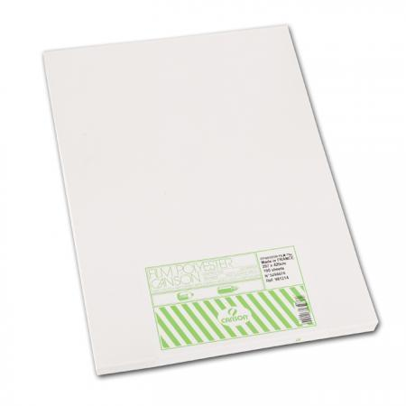 Film polyester mat sur 2 faces, A4, 121 g/m2