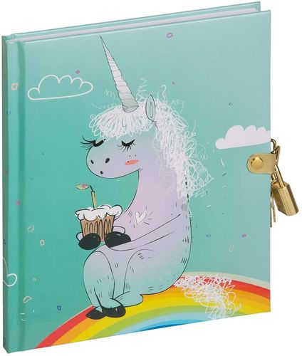 "Journal intime ""Licorne"", 128 pages"