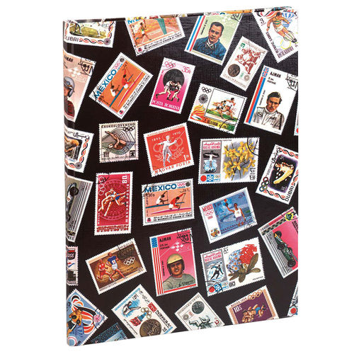 Album de timbres Sport, 225 x 305 mm